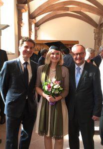 Dr. Agnes Birner, Prof. Dr. Hermann Einsele, Prof. Dr. Dr. Andreas Beilhack