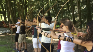 Archery Beilhack Lab 2016