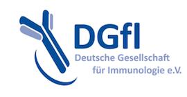 DGfI Logo, Deutsche Gesellschaft für Immunologie