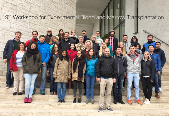 9th Workshop for Experimental Blood and Marrow Transplantation, Schweinfurt 2017, GvHD research, immunotherapy, inflammation