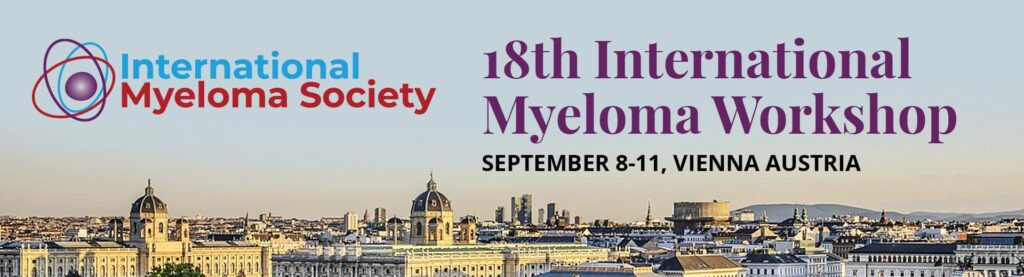 Young Investigator Award for Antonio Solimando, 18th International Myeloma Workshop, Vienna 2021, Andreas Beilhack research lab, Würzburg University